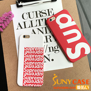 supreme iphone6s 6splusケース ジャケット