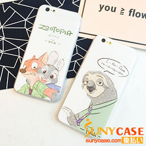 zootopia iPhone6plusケース ジャケット