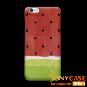 Kate spade iphone6 6plusカバー スイカ
