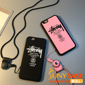 stussy iphone6s 6plusケース ジャケット
