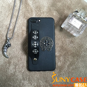 chrome hearts iPhone7plus 革ケース